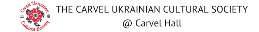 The Carvel Ukrainian Cultural Society